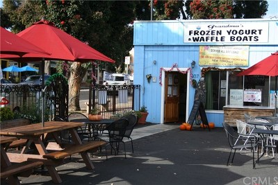 Morro Bay Business Opportunity For Sale: 307 Morro Bay Boulevard