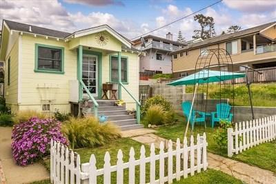 Cayucos Single Family Home For Sale: 17 Fresno