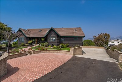Los Osos Single Family Home For Sale: 2470 Bayview Heights Drive
