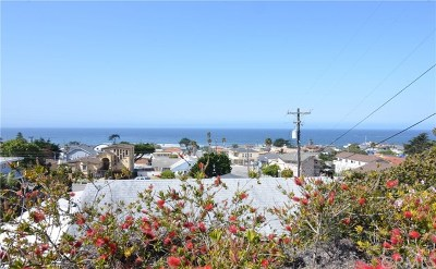 Cayucos Single Family Home For Sale: 198 6th Street