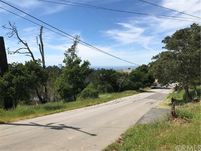 San Luis Obispo County Residential Lots & Land For Sale: Richard Avenue