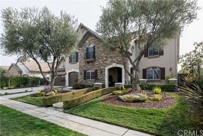 Fresno Single Family Home For Sale: 10842 N Sierra Vista Avenue