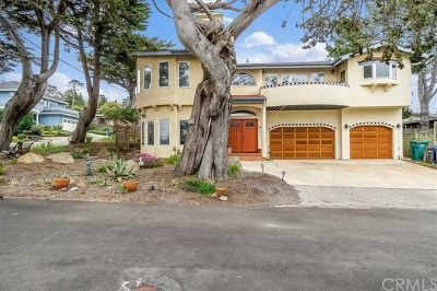 San Luis Obispo County Single Family Home For Sale: 308 Weymouth Street