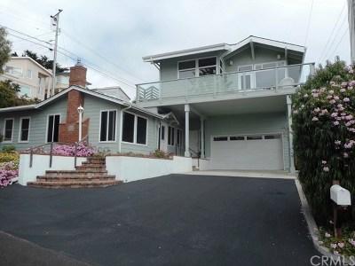 Cambria, Cayucos, Morro Bay, Los Osos Single Family Home For Sale: 188 8th Street