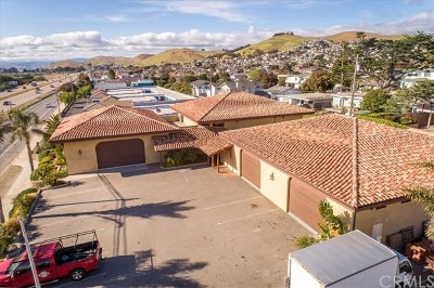 San Luis Obispo County Commercial For Sale: 2030 Main Street