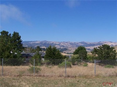 San Luis Obispo County Residential Lots & Land For Sale: 2460 Malvern Street