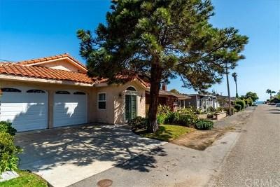 Pismo Beach Single Family Home For Sale: 209 Capistrano Avenue