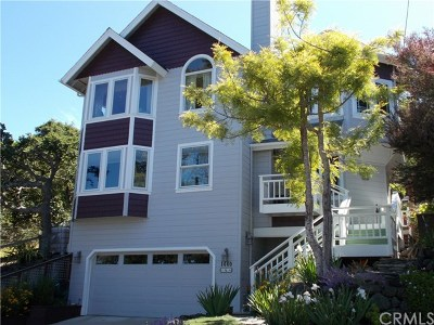 Cambria, Cayucos, Morro Bay, Los Osos Single Family Home For Sale: 1440 Burton Drive