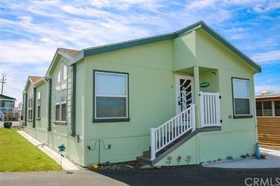 San Simeon Mobile Home For Sale: 9540 Avonne Avenue