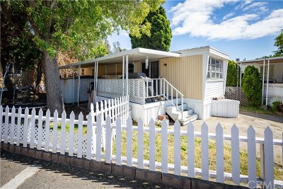 San Luis Obispo Mobile Home For Sale: 1121 Orcutt Road