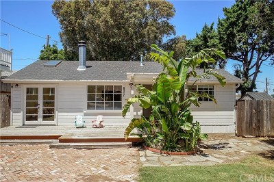 Morro Bay Single Family Home For Sale: 627 Bay Avenue