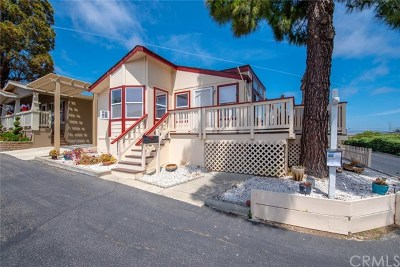 Morro Bay Mobile Home For Sale: 500 Pinon Drive