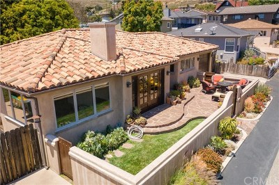 Pismo Beach Single Family Home For Sale: 138 Capistrano Avenue