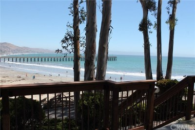 Cayucos Condo/Townhouse For Sale: 349 N Ocean Avenue #A7