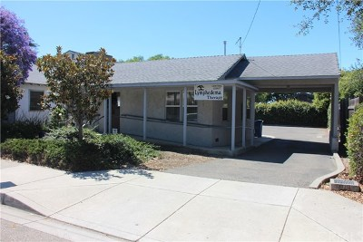 San Luis Obispo County Commercial For Sale: 1061 Murray Avenue