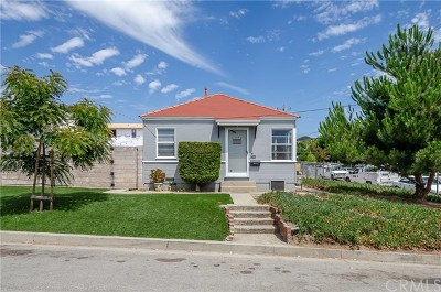 San Luis Obispo Multi Family Home For Sale: 1254 &1256 Bond Street