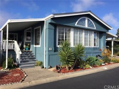 San Luis Obispo County Mobile Home For Sale: 633 Ramona Avenue