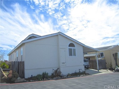 San Luis Obispo County Mobile Home For Sale: 1701 Los Osos Valley Rd