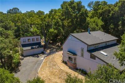 Atascadero Multi Family Home For Sale: 5495 Bajada Avenue