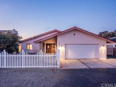 Cambria, Cayucos, Morro Bay, Los Osos Single Family Home For Sale: 542 Skyline Drive