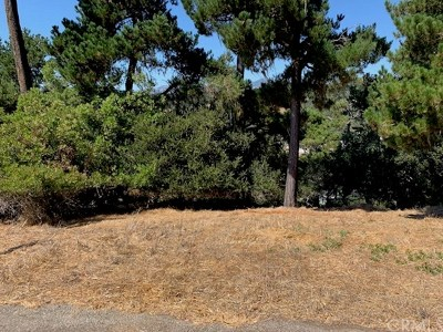Cambria Residential Lots & Land For Sale: 3275 Rogers Drive