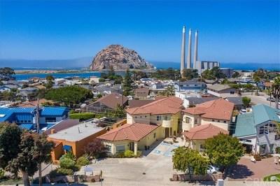 Cambria, Cayucos, Morro Bay, Los Osos Single Family Home For Sale: 1181 Main Street