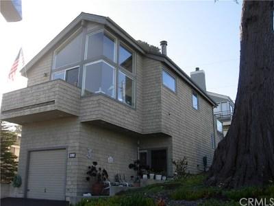Cambria, Cayucos, Morro Bay, Los Osos Single Family Home For Sale: 484 Norfolk Street
