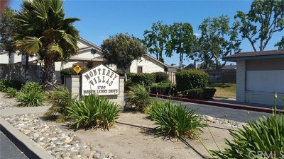 Santa Maria Single Family Home Active Under Contract: 1700 Lynne Drive #30