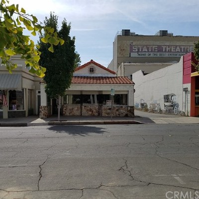 Butte County Commercial Lease For Lease: 2055 Bird Street