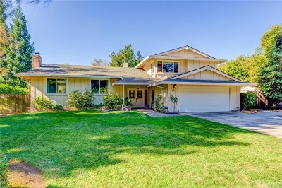 Chico CA Single Family Home For Sale: $585,000