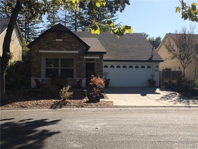 Chico Single Family Home For Sale: 1533 Ridgebrook Way