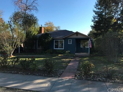 Chico Single Family Home For Sale: 971 Myrtle Avenue