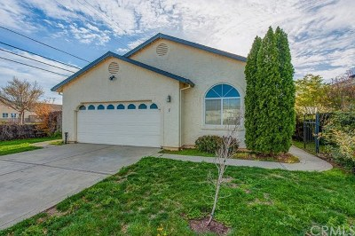 Chico Single Family Home For Sale: 1 Morning Rose Way
