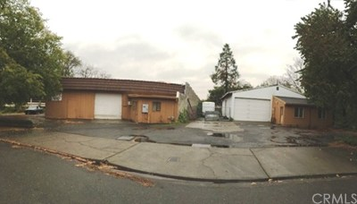 Oroville Commercial For Sale: 1830 Grace Street