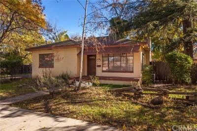 Chico Single Family Home For Sale: 175 E 5th Avenue