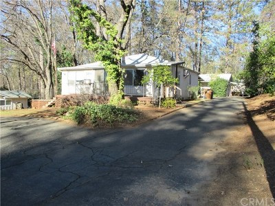 Paradise Single Family Home For Sale: 2269 Stearns Road