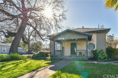 Chico Multi Family Home For Sale: 390 Ash Street