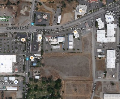 Oroville Residential Lots & Land For Sale: S 7th Avenue