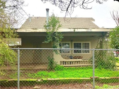 Oroville Single Family Home For Sale: 2730 Myers