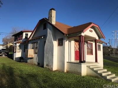 Oroville Single Family Home For Sale: 1240 Long Bar Road