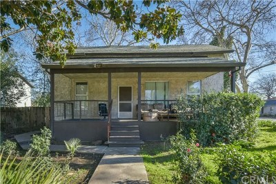 Chico Single Family Home For Sale: 1147 W 4th Street