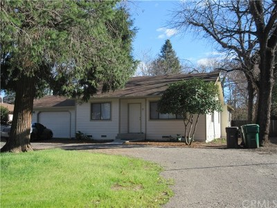 Chico Single Family Home For Sale: 923 W 4th Avenue