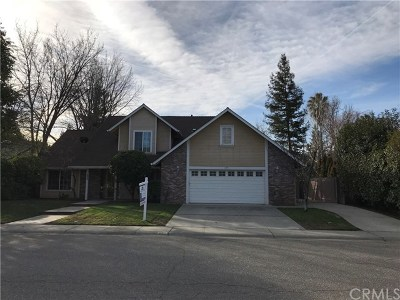 Chico Single Family Home For Sale: 1751 Forty Niner Court