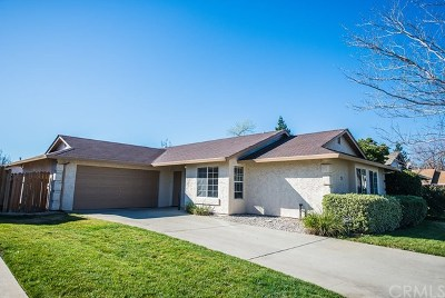 Chico Single Family Home For Sale: 3 Cloud Court