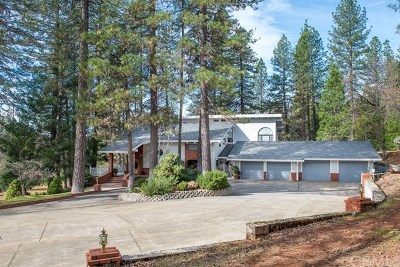 Magalia Single Family Home For Sale: 6756 Rancho Oaks Road