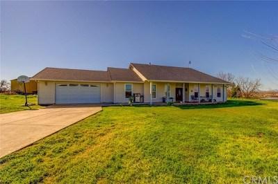 Los Molinos Single Family Home For Sale: 25325 6th Avenue