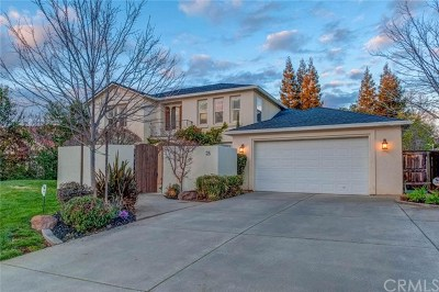 Chico CA Single Family Home For Sale: $810,000