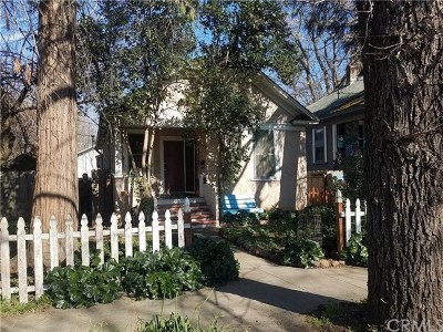 Chico Single Family Home For Sale: 819 Orient Street