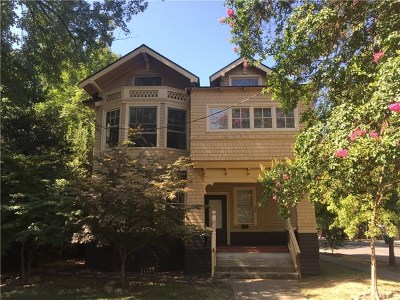 Chico Multi Family Home For Sale: 1006 Chestnut Street