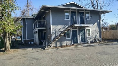 Chico Multi Family Home For Sale: 406 Walnut Street